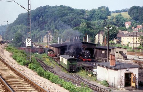 Freital-Hainsburg to Kurort Kipsdorf