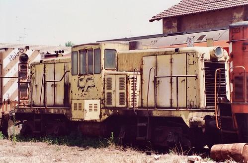 Shunter series CP 1101-1112