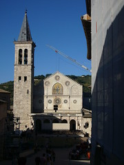 Spoleto - Cattedrale di Santa Maria Assunta (Duomo)