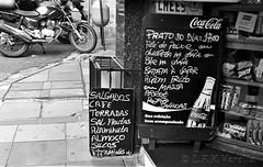 cardápios e menus