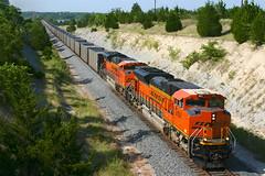 BNSF 9167 - Wylie TX
