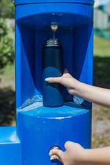 Healthy St. Pete Water Fountain