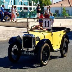 Austin Seven Sports/Cabrio (1933)