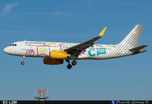 Airbus A320-232 EC-LZM