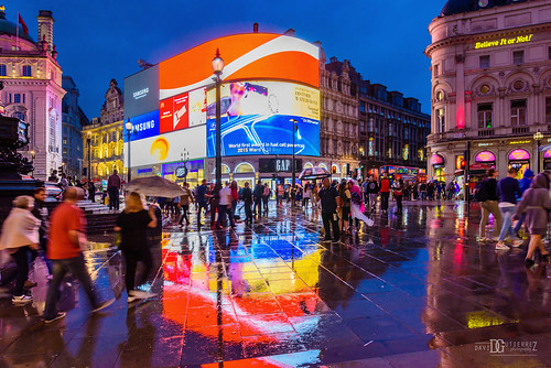 The Old Normal - Piccadilly Circus, London, UK