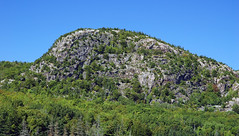 Roche moutonnée (Beehive, Acadia National Park, Maine, USA) 5