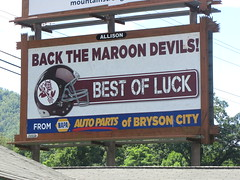 Back the Maroon Devils!