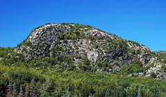 Roche moutonnée (Beehive, Acadia National Park, Maine, USA) 6