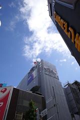 ウインズ札幌A館 改築工事中