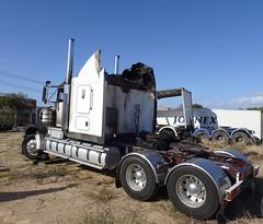 Burnt Truck