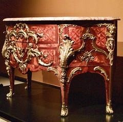 Commode [one of a pair] (Paris, 1745-1749) - Charles Cressent (1685-1768)