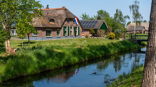 Weteringengebied bij Nijbroek