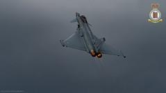 RAF Typhoon Solo Display Team