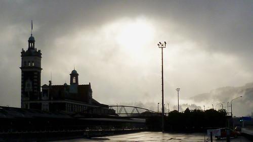 Gloomy Dunedin Morning (Shortest Day 2020)