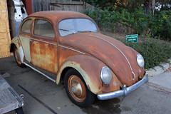 Volkswagen Beetle Split-window