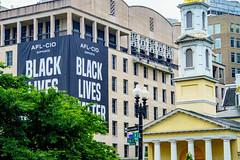 2020.06.19 Black Lives Matter Plaza, Washington, DC USA 171 41225