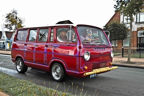 Chevrolet Sportvan Custom 1965 (9573)