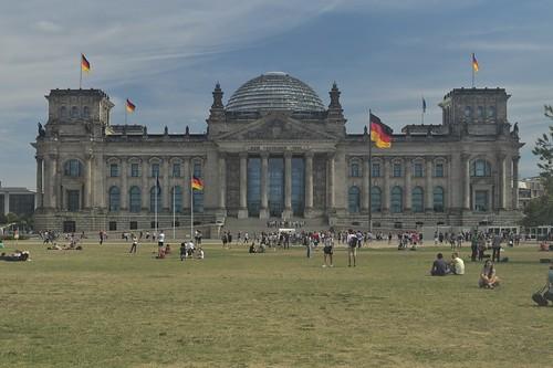 2018-08-12 DE Berlin-Mitte, Platz der Republik, Reichstag