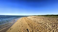 Spiaggia dell'Isola della Fanciulla - Torre Pali - Salve 2020