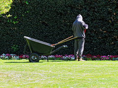 City of London Cemetery Gardener 1
