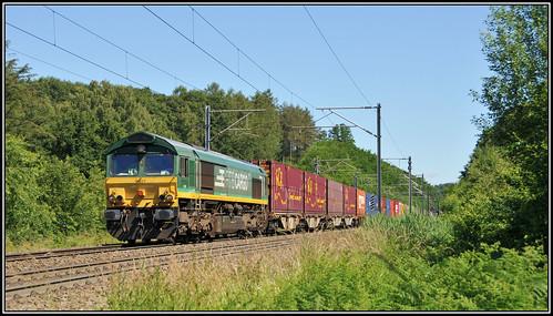 RTB Cargo 266 021 PB17 Moresnet-Chapelle 20.06.2020