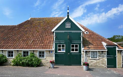 Terschelling: farmhouse