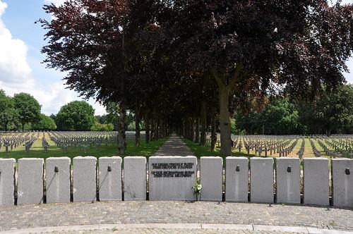 Duitse Militaire Begraafplaats Ysselsteyn