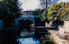 Slide copies, April 2002, Bath - the Kennet & Avon canal