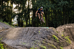 Jabeke Dirt biking