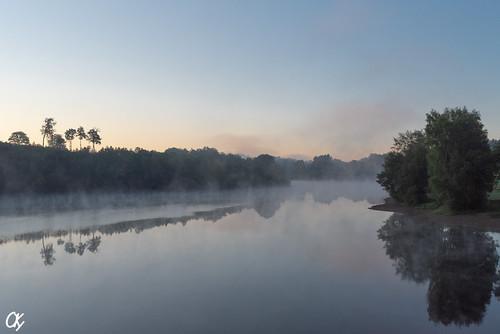 Lac de la brume
