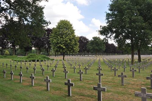 Duitse militaire begraafplaats in Ysselsteyn