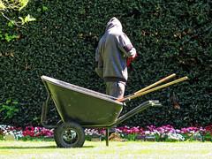 City of London Cemetery Gardener 3