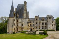 Château de Fontaine-Henry, Calvados, France