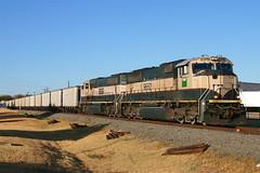 BNSF 9652 - Plano TX