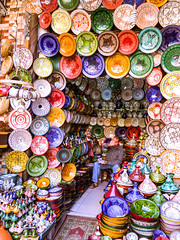 Old Medina, Marrakech, Morocco, 摩洛哥- Shop till you drop