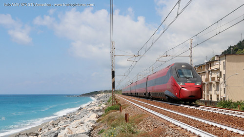 Italo AGV 675 018 Amantea