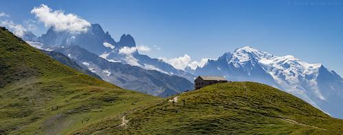 Haute Route 2019 - Col de Balme and Mont Blanc