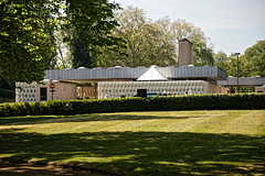 City of London Cemetery modern crematorium Newham London England 3