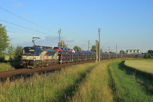 ZSSK Cargo 383 209 ,Autozug Kia Niemberg IMG_2020_06_21_9999_6 (6)hh
