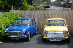 A Tale of Two Minis
