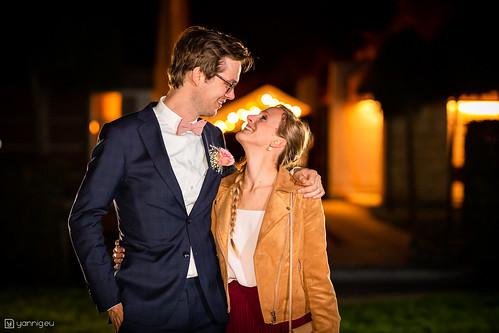 Huwelijk Lieselotte & Thomas