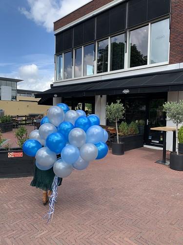 Heliumballonnen Wijnbar Ferro Berkel en Rodenrijs