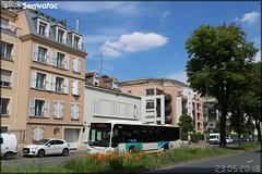 Mercedes-Benz Citaro – Keolis Seine Val-de-Marne / Île de France Mobilités n°673