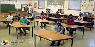 WBJS Covid-19: Back to School