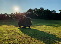 When the sun is shinin', it's time to make hay