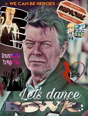 David Bowie 'Let's Dance'