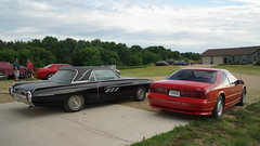 1963 & 1989 Ford Thunderbird