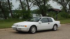 1990 Mercury Cougar XR-7