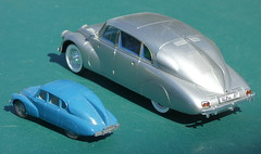 A Question of Scale : Tatra 87