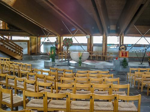 Neue Pfarrkirche Lech am Arlberg